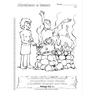 12 Abraham e Isaac