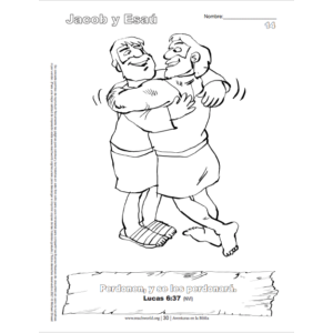 14 Jacob y Esaú