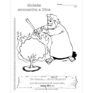 18 Moisés Encuentra a Dios